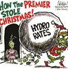 Today's cartoon: How the Premier stole Christmas